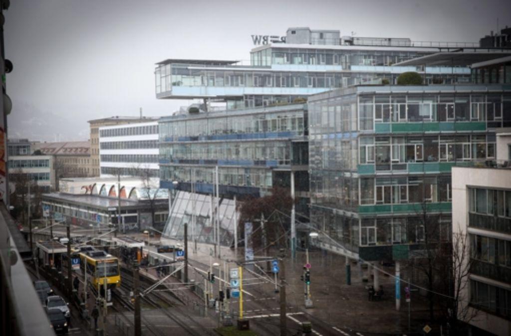Die LBBW dünnt ihr Filialnetz aus – aber in erster Linie nicht in den Stadtteilen. Foto: Lichtgut/Achim Zweygarth