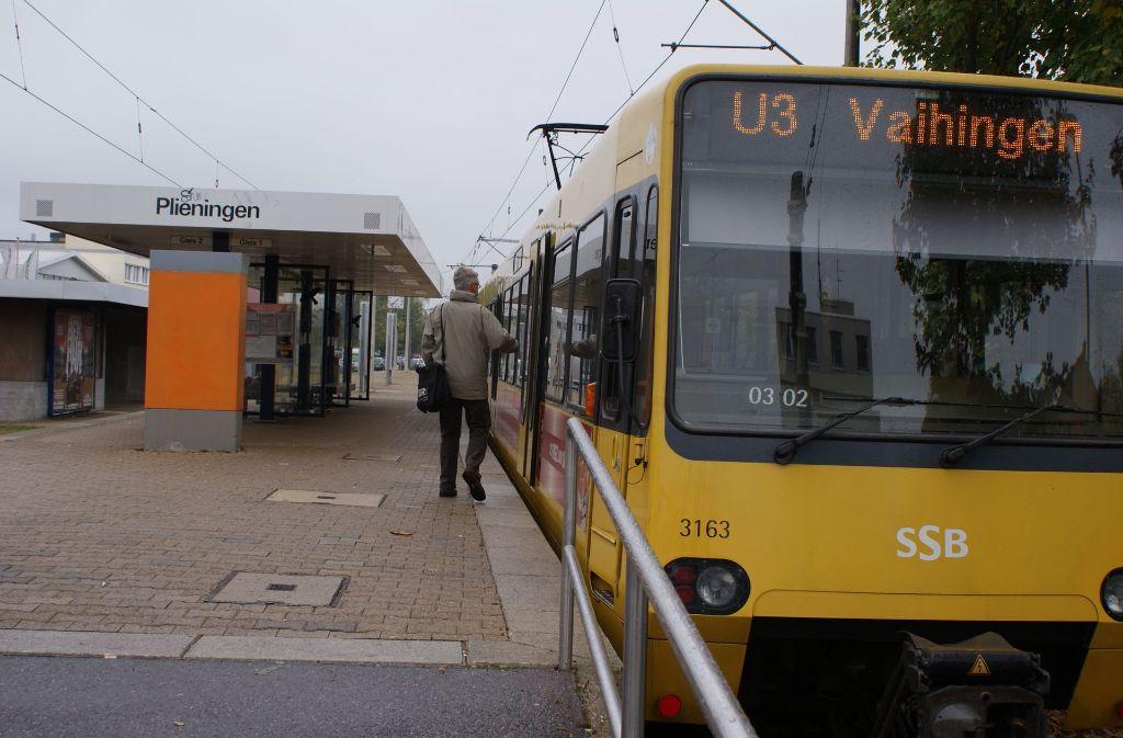 Eine Direktverbindung zwischen Plieningen und der Innenstadt? Laut Grünen soll dies auf den Prüfstand. Foto: Archiv Käfferlein