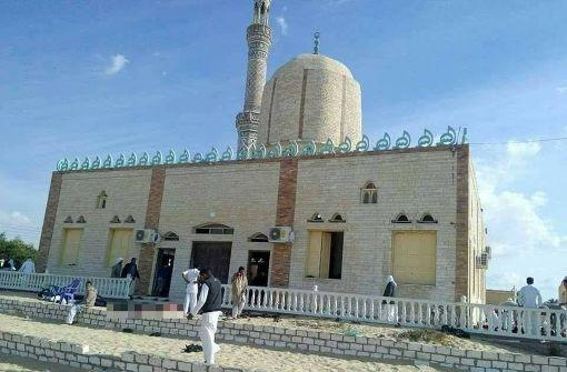235 Tote bei Anschlag auf Moschee