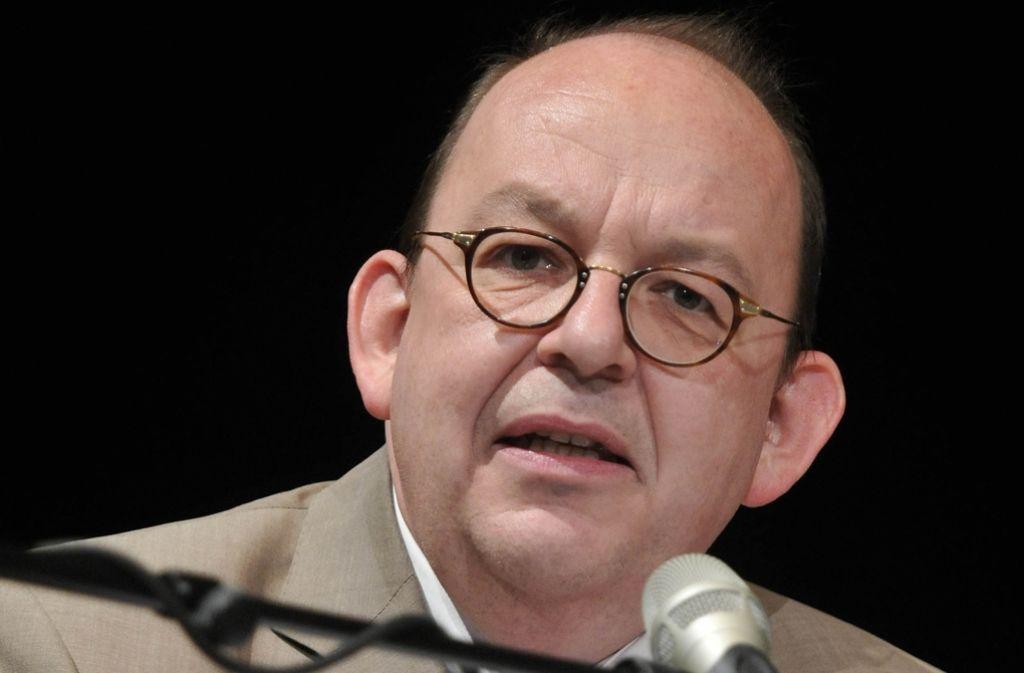 Denis Scheck ist für seine geistreichen Literaturrezensionen bekannt. Foto: dpa