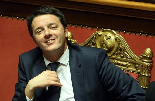 Renzi darf gerne mehr bieten