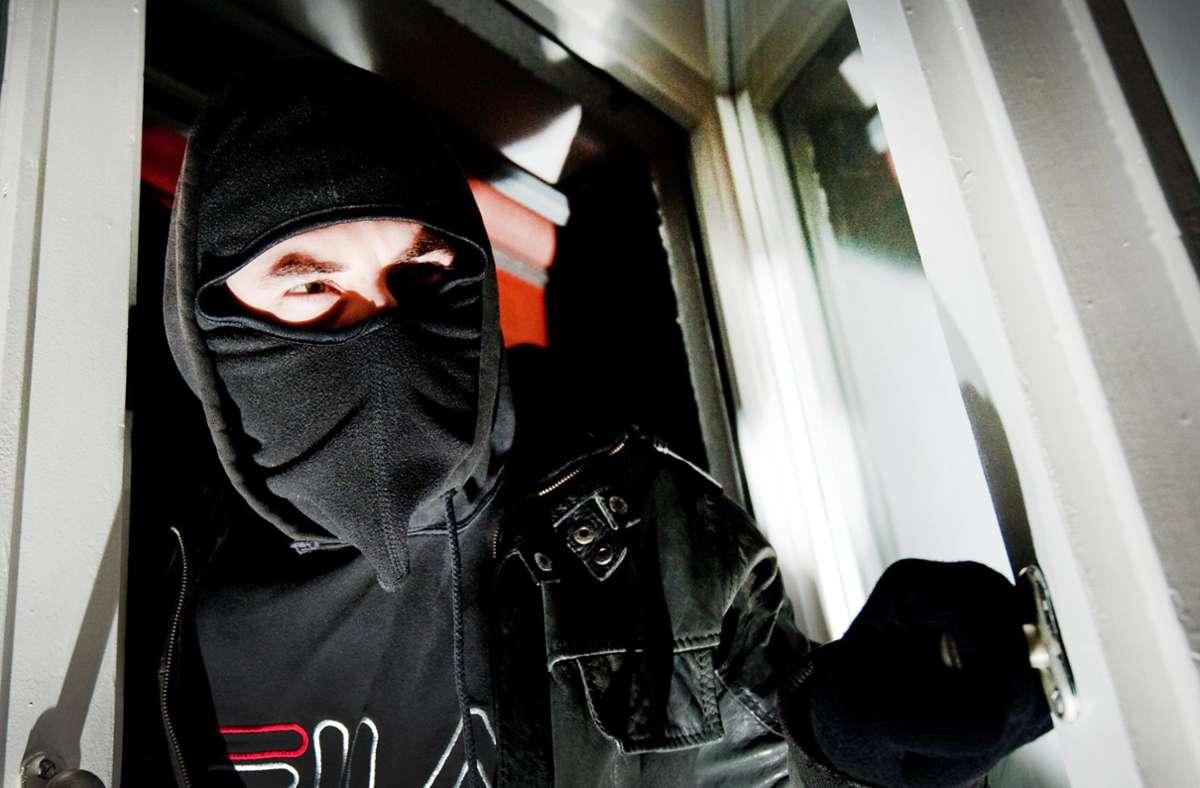 Einbrecher mit merkwürdigen Vorlieben waren  in Sindelfinger Kellerräumen zugange. Foto: dpa/Andreas Gebert