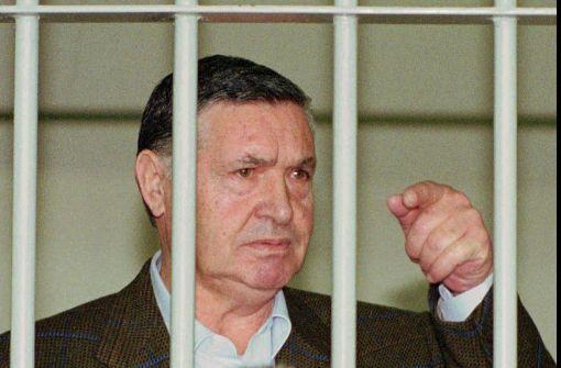 Italiens Ober-Mafioso stirbt in der Haft