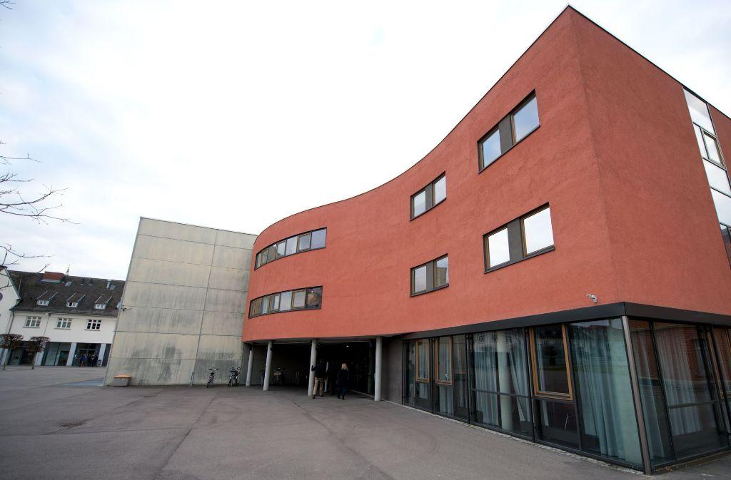 Die Filmakademie Baden-Württemberg in Ludwigsburg. (Archivbild) Foto: dpa