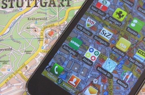 In Stuttgart gehts App