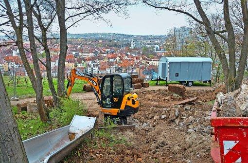 Spielplatz am Weinberg gerettet