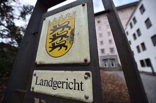 Das Landgericht Heilbronn verurteilte den jungen Syrer zu einer Gefängnisstrafe. Foto: dpa