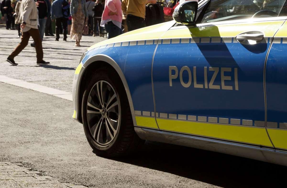 Die Polizei hat auf der Königstraße zwei Ladendiebe geschnappt (Symbolbild). Foto: Lichtgut/Julian Rettig