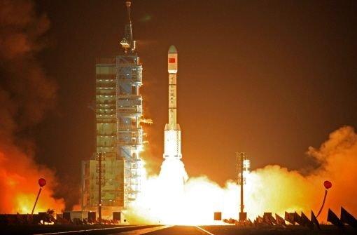 China greift nach den Sternen