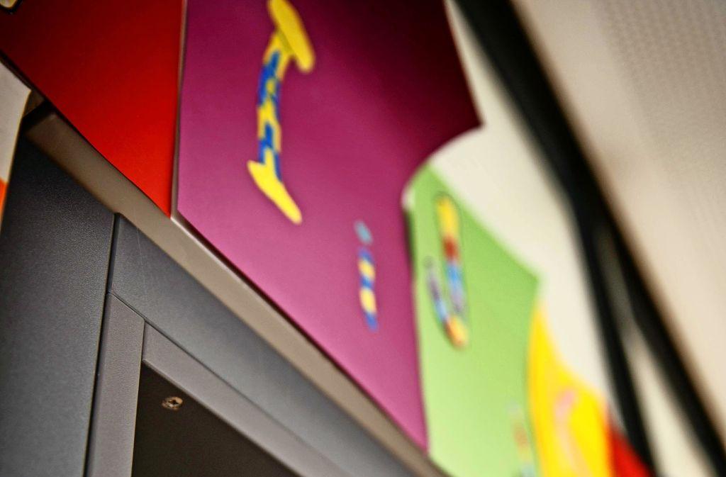 Die Gebühren für die Kinderbetreuung in Waiblingen könnten  ansteigen – wenn es der Gemeinderat beschließt. Foto: Stoppel/Archiv
