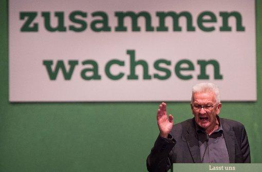 Kretschmann ruft zum Kampf gegen Rechtspopulisten auf
