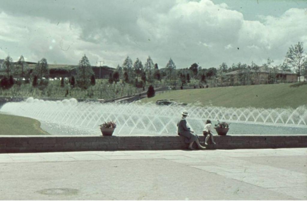 Mit der Reichsgartenschau 1939 beginnt die Geschichte des Höhenparks Killesberg. In der folgenden Bilderstrecke werfen wir einen Blick zurück auf die Veranstaltung, die ein abruptes Ende fand. Foto: VZZZ-Chronistin Ellen Matern