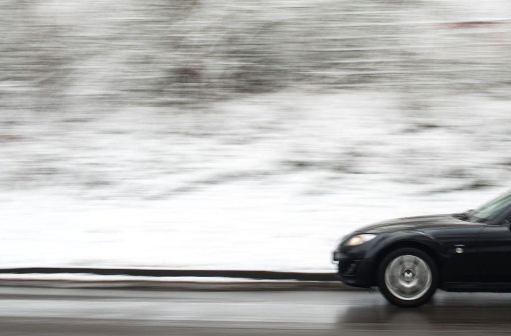 Nach Angaben der Polizei vom Dienstag waren vor allem die Regionen um Furtwangen, Blumberg und auch die Autobahn 81 von Schnee und Glätte betroffen. Foto: Lichtgut/Max Kovalenko