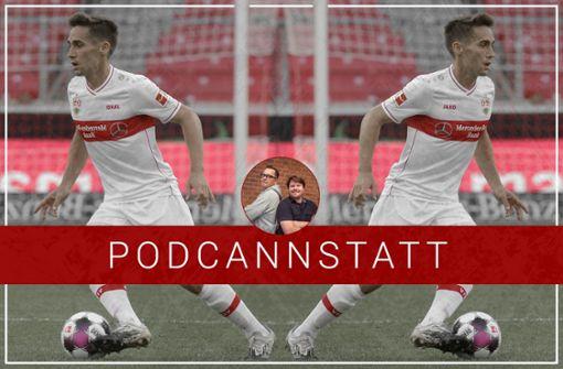 Die VfB-Rasselbande und der Reifeprozess