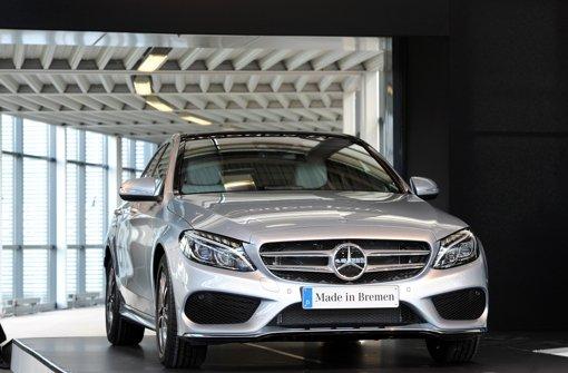 Daimler ruft in Deutschland 28.500 Autos zurück