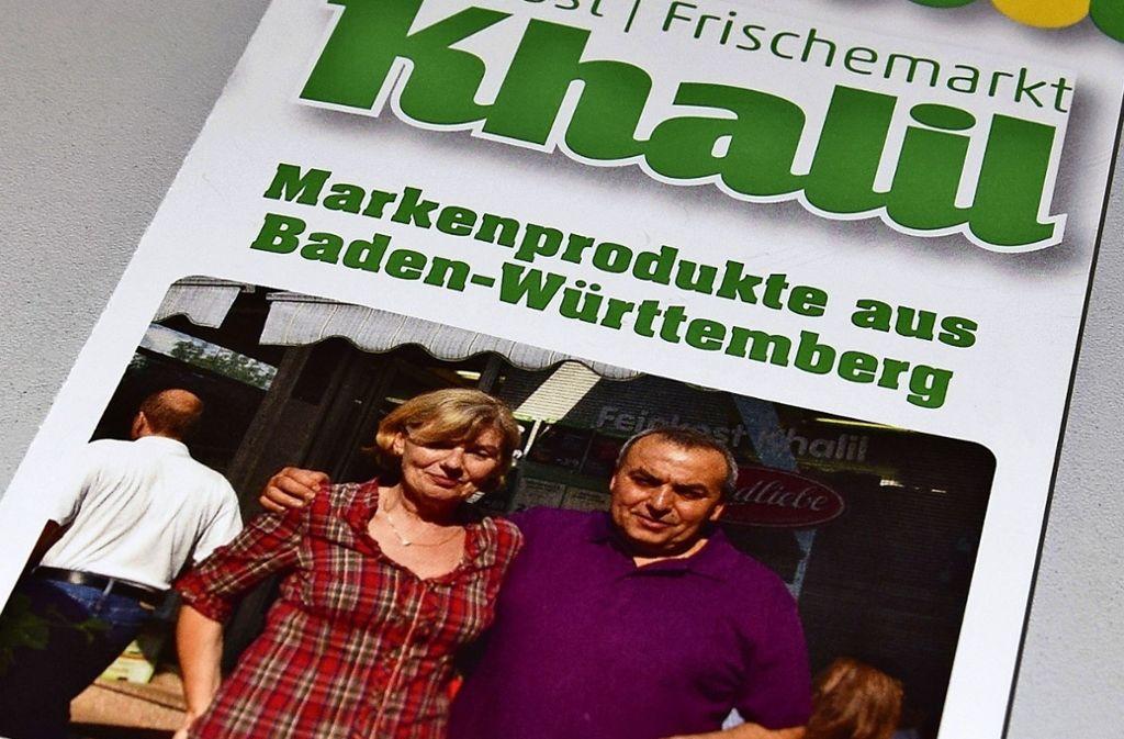 Dieses Faltblatt wird in dieser Woche in ganz Kaltental verteilt. Foto: Alexandra Kratz