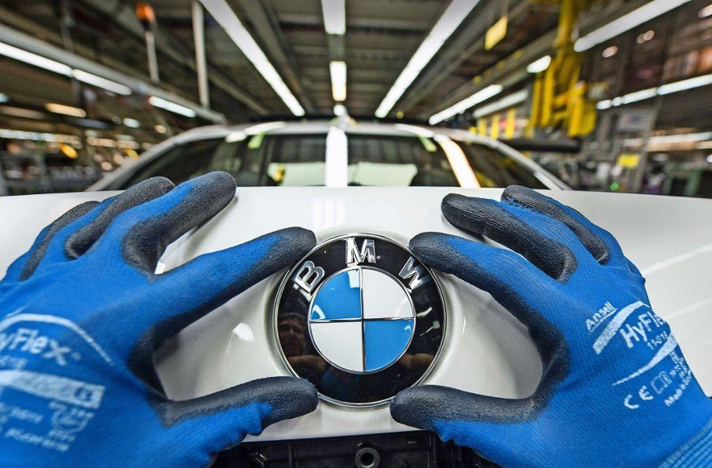 Wie in seinem Werk in Dingolfing will BMW auch in Ungarn möglichst flexibel Autos produzieren. Foto: dpa