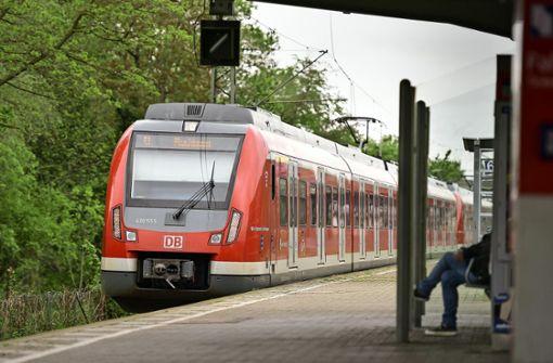 Schäden an Rädern – S-Bahn stellt Betrieb teilweise ein