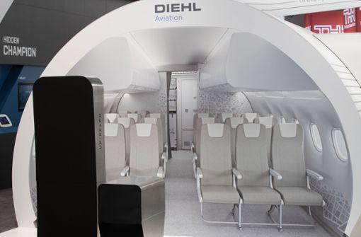 Diehl Aviation baut rund 1100 Stellen ab