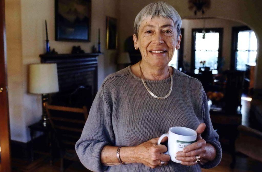 Ursula K. Le Guin (1929 -2018) war eine der wichtigsten Stimmen der fantastischen Literatur. Foto: dpa