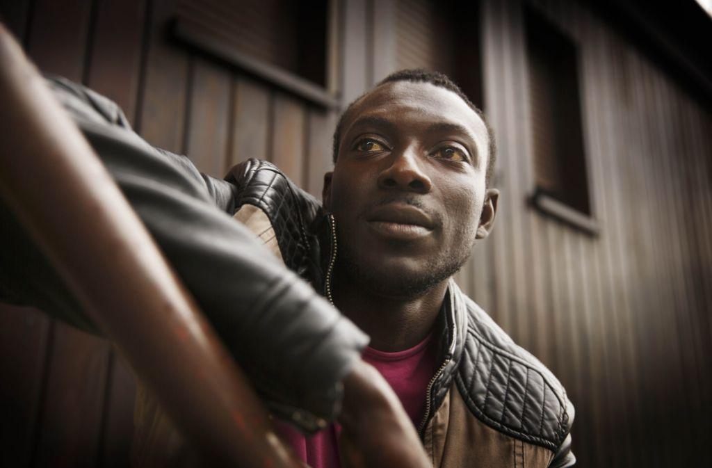 Mamour Touray und eine Backnanger Firma sind in die Zwickmühle der Bürokratie geraten. Foto: Gottfried Stoppel