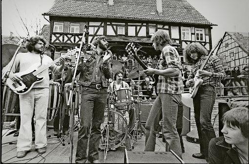 Ein Hauch von  Woodstock in der Region