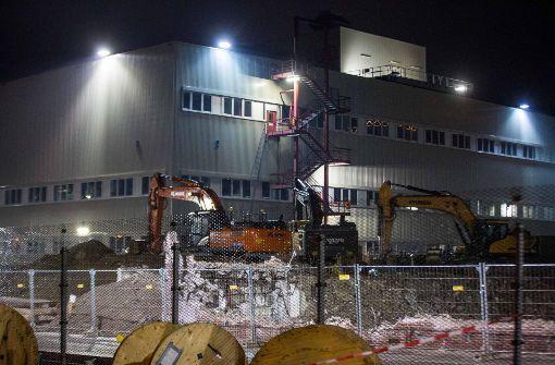 Weitere Fliegerbombe auf Daimler-Gelände entschärft