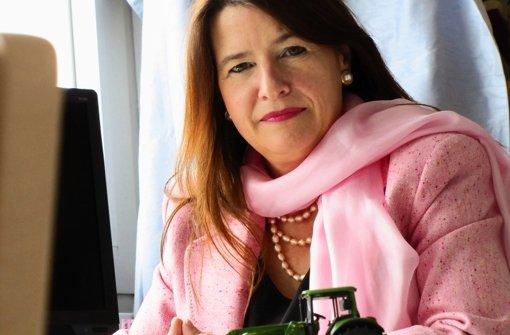 Regina Birner berät die deutsche Bundesregierung bei der Energiewende. Foto: Sägesser