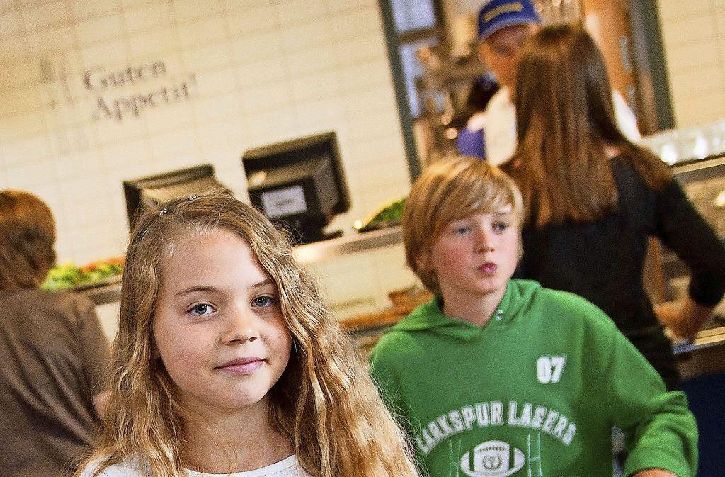 Ganztagsschulen sollen mehr Chancengleichheit im Bildungssystem herstellen, doch die Realität hinkt diesem  Ziel hinterher. Foto: dpa, Oliver Wernert