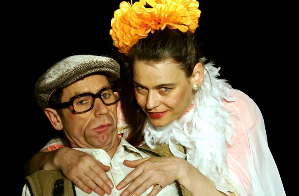 Ehekracher – die Komödie wird im Backnanger Galli Theater gezeigt. Foto: Galli Theater