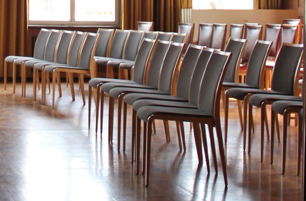 Die Räume der Stadt, wie zum Beispiel das Häussler-Bürgerforum oder die Alte Kelter, darf jeder nutzen – wenn auch zu unterschiedlichen Bedingungen. Foto: Archiv Torsten Ströbele