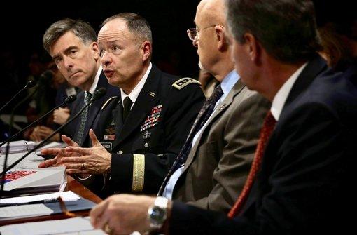 Ringen um einen Anti-Spionage-Pakt