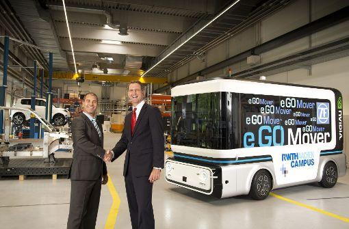 ZF gründet Joint Venture mit Elektroauto-Start-up