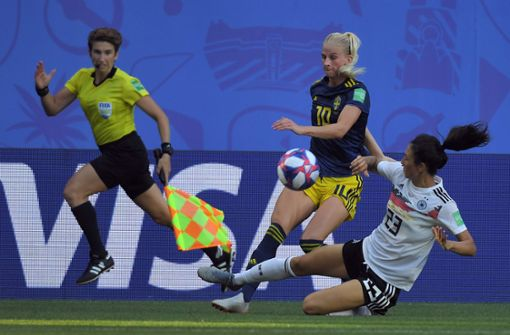 Niederlage gegen Schweden – Fußballerinnen verpassen Halbfinale