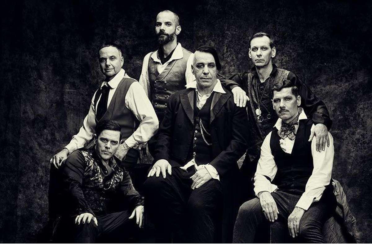 Rammstein wollen die freie Zeit nutzen, um an neuen Songs zu arbeiten. Foto: Eventim/Jes Larsen