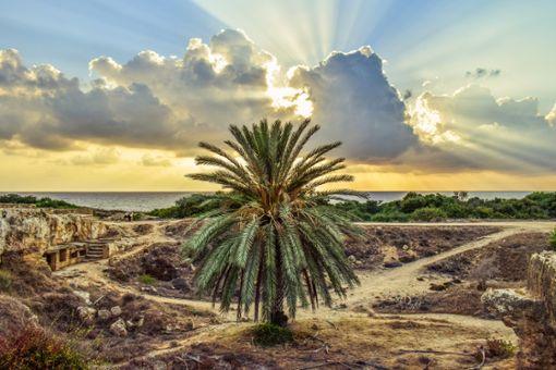 Zypern ist wirklich ein Paradies. Schönere Ausblicke kann man sich auf einer Radtour kaum vorstellen.