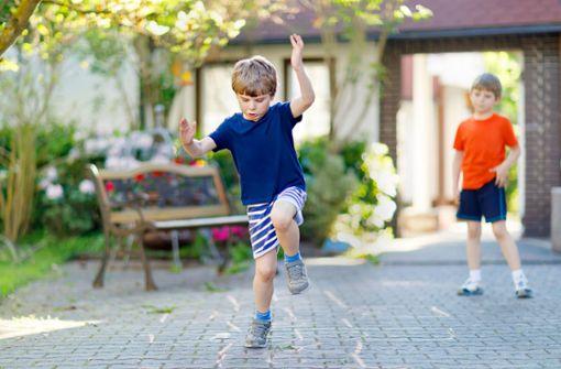 Wie beweglich sind die Kinder im Land?