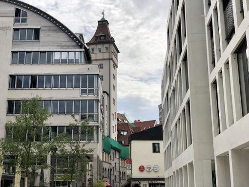 Ein Spaziergang durch Stuttgart-Mitte