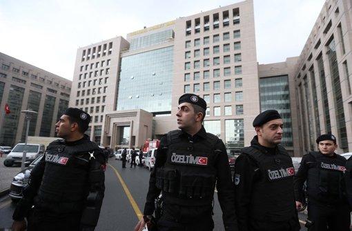 Polizei beendet Geiselnahme