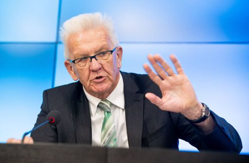 Kretschmann hat gemischte Gefühle vor geplantem Länderspiel