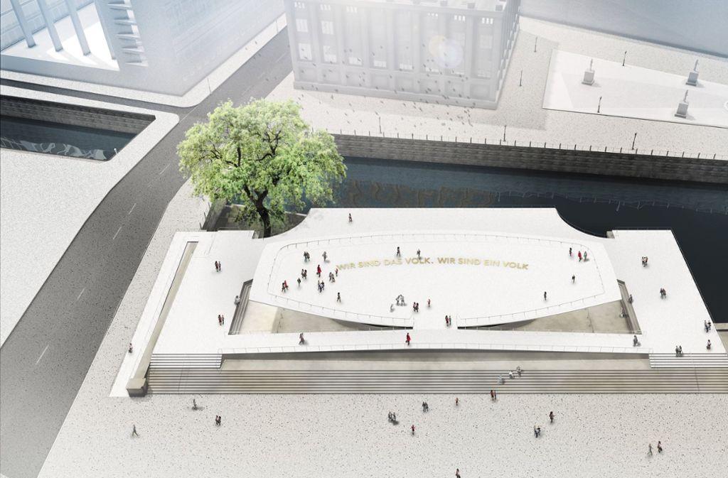 Die Bedenken richten sich vor allem gegen die von den Stuttgarter Designern Milla & Partner geplante Bauweise. Foto: Milla & Partner