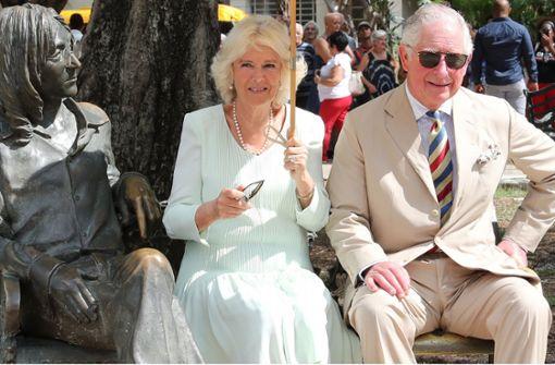 Prinz Charles und Camilla besuchen Deutschland