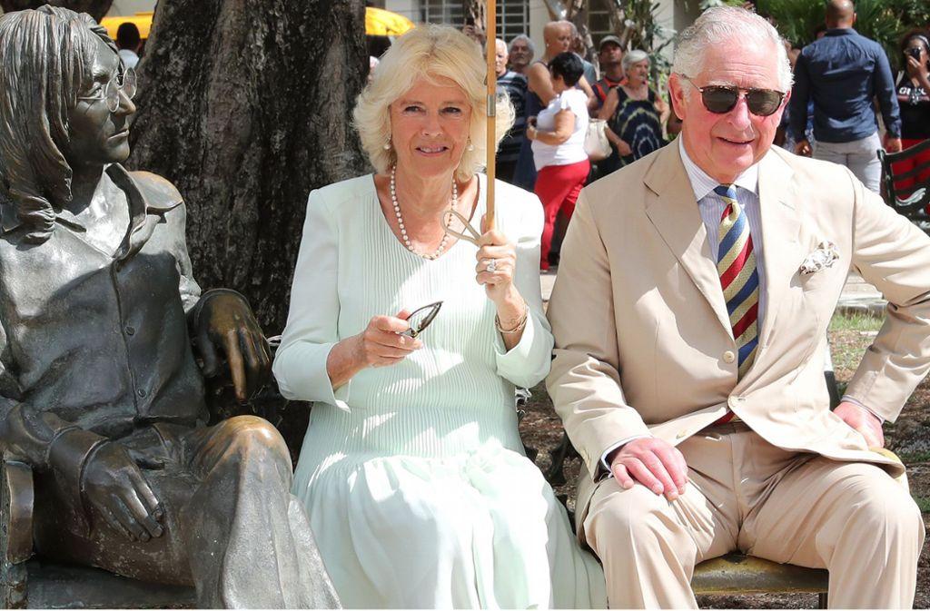 Prinz Charles und Camilla sollen sowohl Berlin als auch München einen Besuch abstatten. Foto: PA Wire