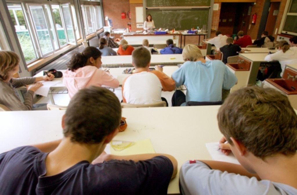Lernen im eigenen Tempo ist ein Anspruch der integrativen Schulen. Foto: dpa