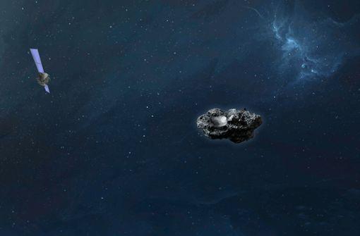 Europäer starten   Projekt zur Abwehr von Asteroiden
