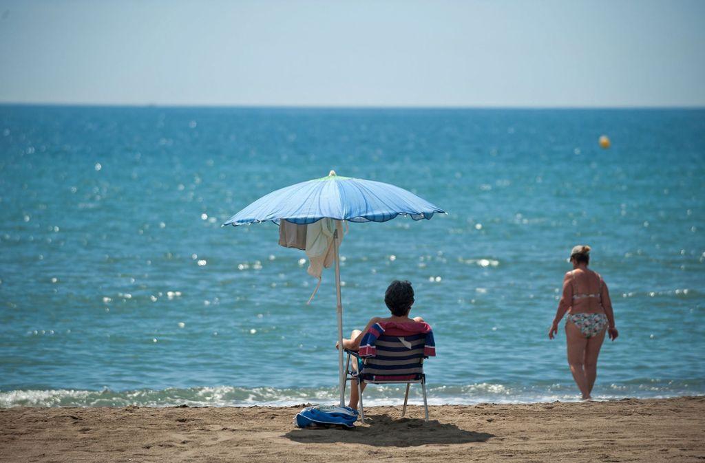 Wie schlägt sich die Tourismusbranche in diesem Sommer mit den verordneten Abstandsregeln? Foto: dpa/Jesus Merida