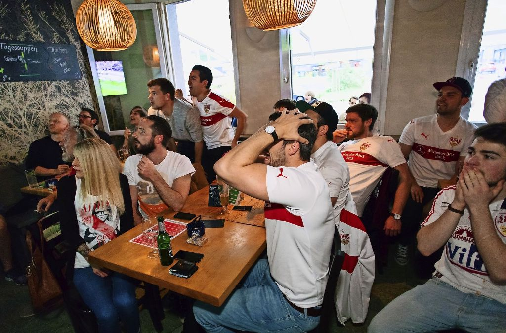 Das Geschäft mit den Fußball-Emotionen lohnt sich für die meisten Wirte. Foto: Lichtgut/Verena Ecker