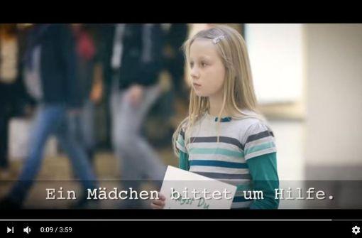 Weihnachts-Flashmob wird zum Klick-Hit