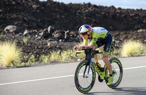 Triathlet aus Mühlacker knapp Zweiter beim Ironman70.3