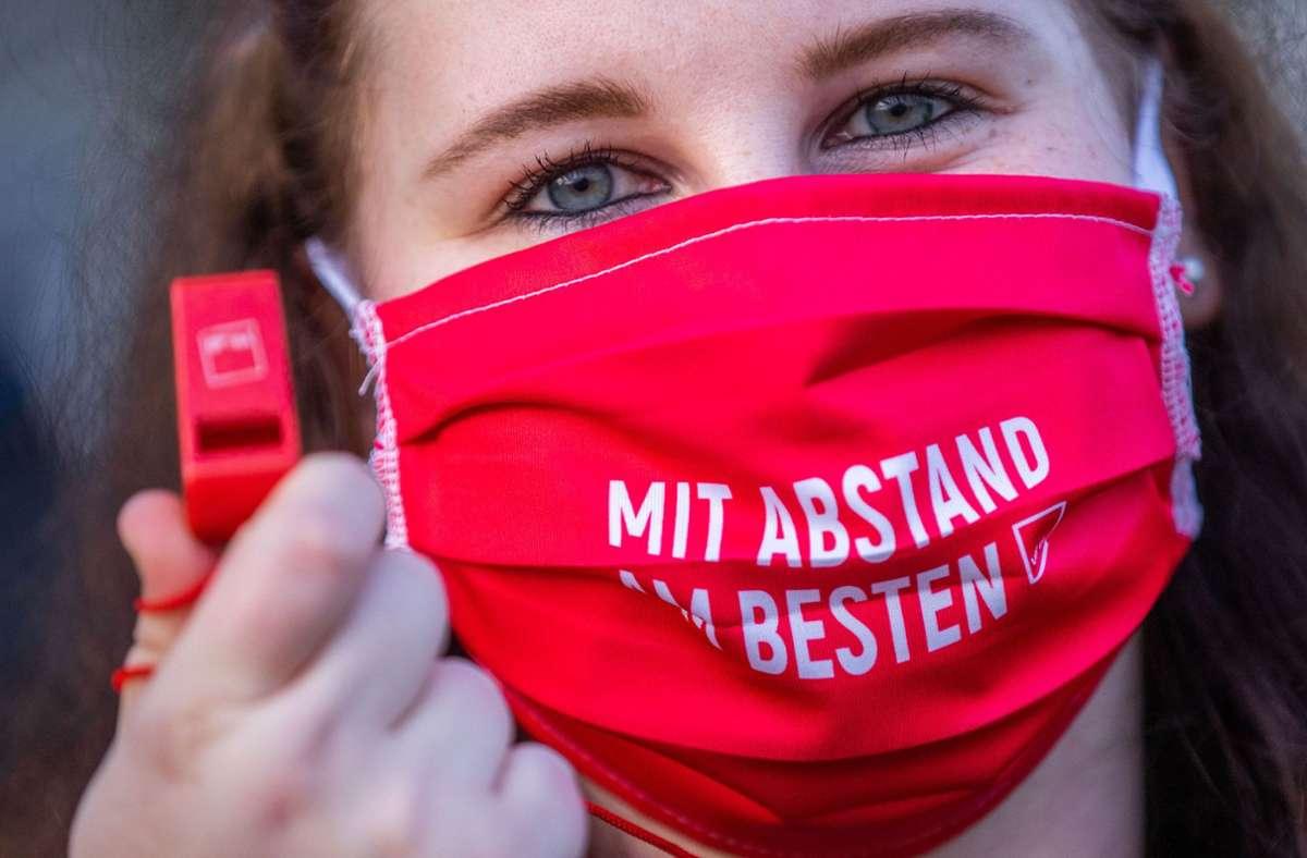 Ist Streik in Coronazeiten vertretbar? Foto: dpa/Jens Büttner
